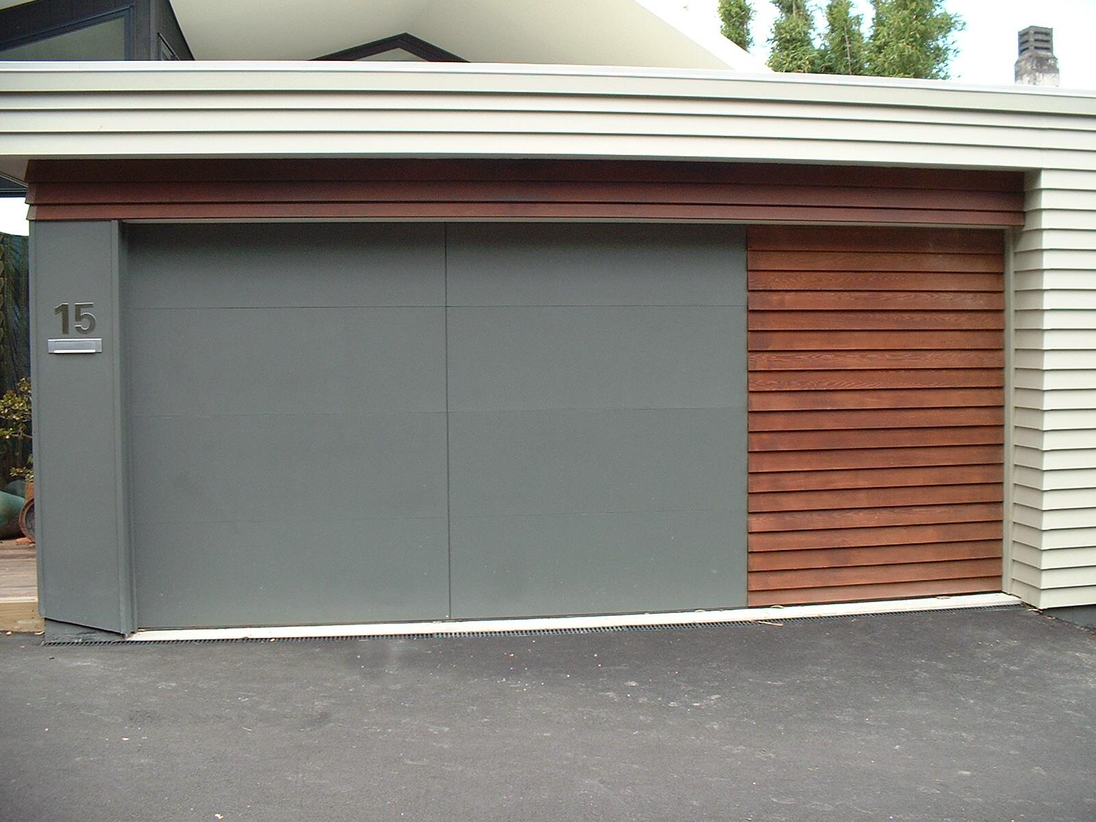 special designer garage doors craftwork construction make a sketch or photo of your idea and discuss with our team today